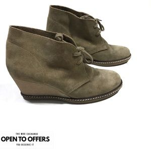 J Crew Mcalister Wedge Boot